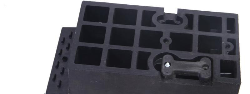 Connexion rampe de conteneur