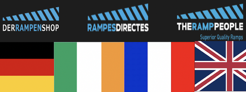 Rampes Europe