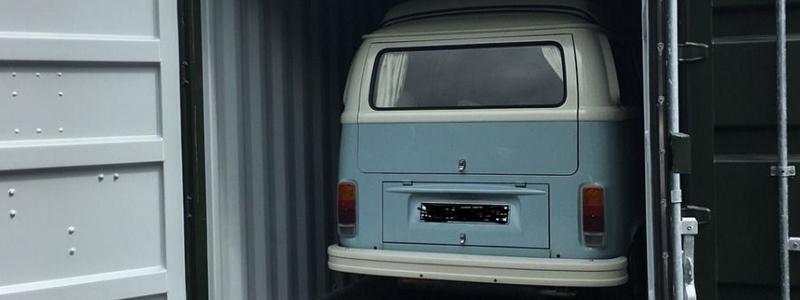 Combi Volkswagen container