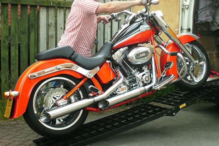 Rampes de chargement Moto et Rampes Pliantes