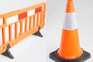 Catégorie cônes de signalisation et accessoires