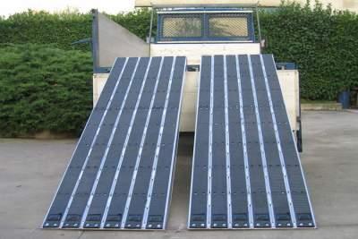 Rampes de Chargement Industrielles - Jusqu'à 58 Tonnes